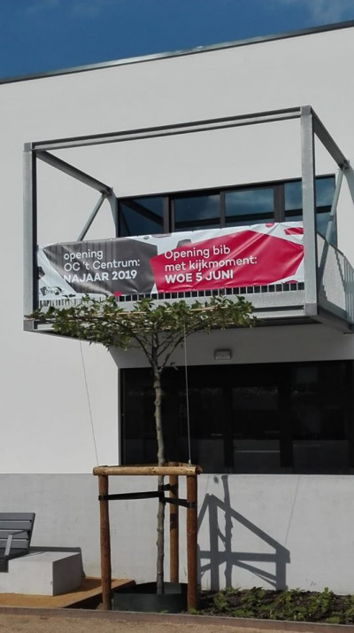 Opening nieuwe bibliotheek Sint-Lenaarts