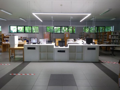 Bibliotheken blijven open!