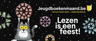 Bibsterspel Jeugdboekenmaand 2021